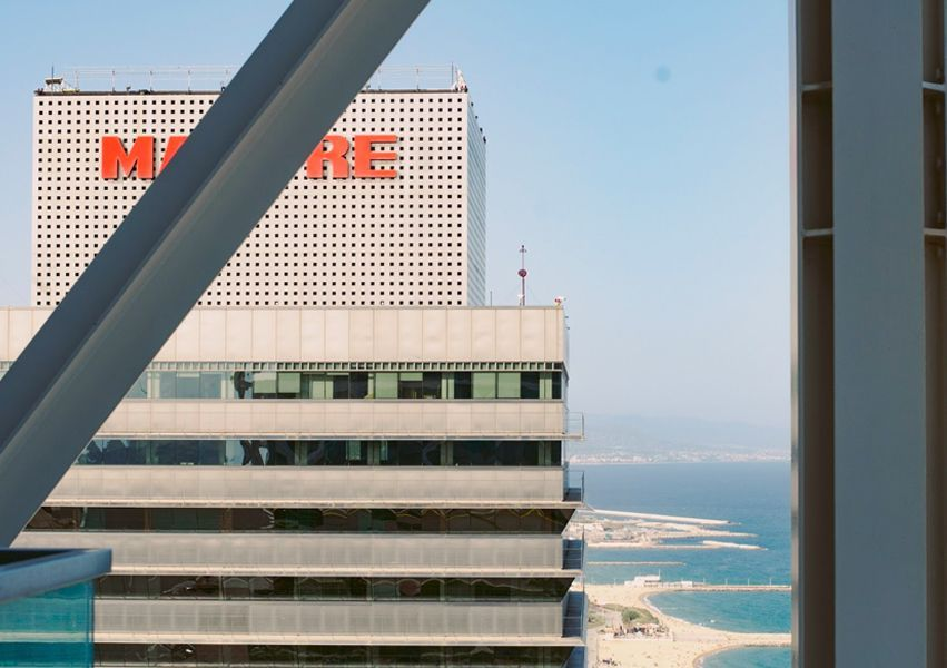 torre mapfre - Meet Barcelona from the sky