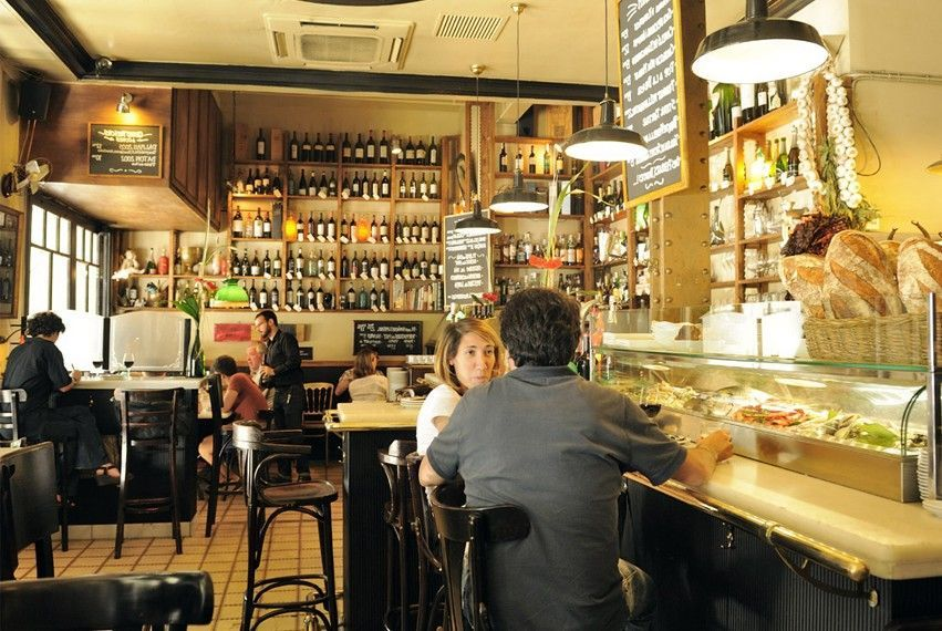 mutis bar 851x570 - The most beautiful bars in Barcelona