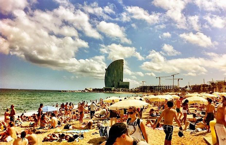 best beaches in barcelona 1 - Relax on the Best Beaches in Barcelona