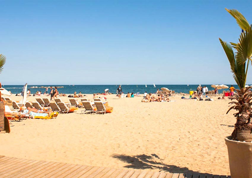 best beaches in barcelona 2 - Relax on the Best Beaches in Barcelona
