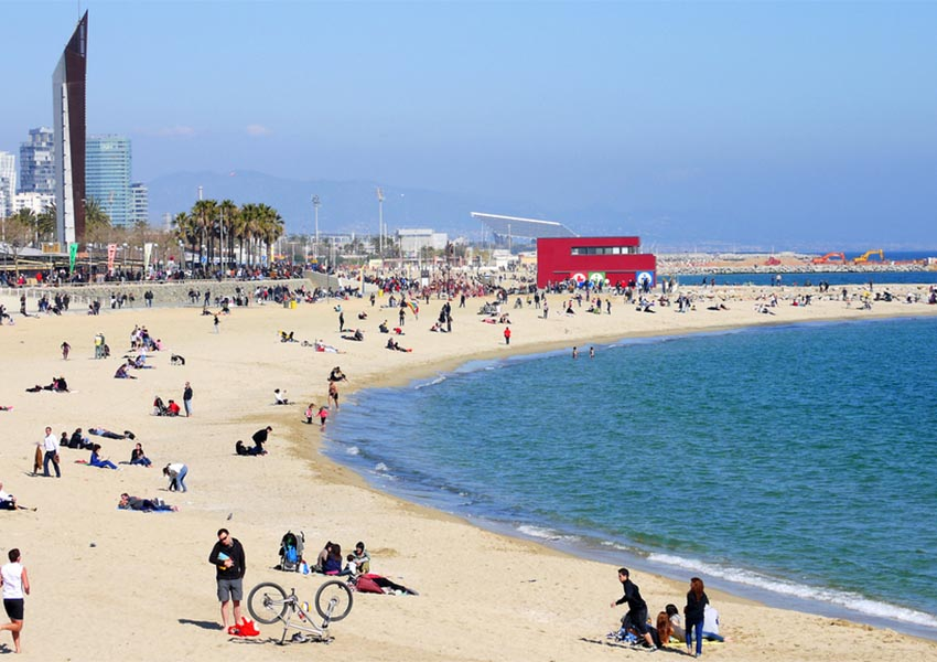 best beaches in barcelona 3 - Relax on the Best Beaches in Barcelona