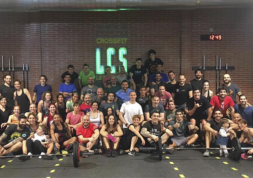 cross fit les corts 1 - CrossFit Classes in the District of Les Corts