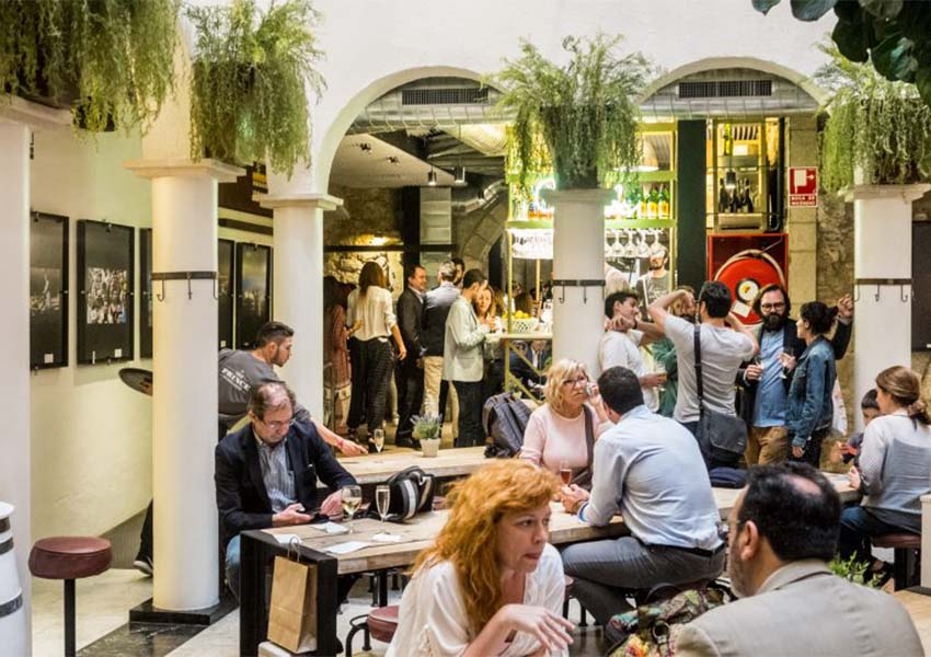 The most beautiful bars in Barcelona 2 - The most beautiful bars in Barcelona