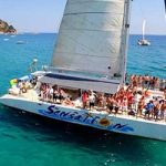 Party Boat Trip - 46€